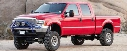 2007 FORD F-250 SUPER DUTY Fabtech 6 Inch 4 Link Lift Kit w/Dirt Logic SS 4.0 Coilovers & Rear Dirt Logic SS Shocks