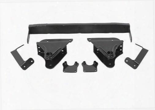 2000 Ford F-350 Super Duty Fabtech 3.5 Inch Spring Hanger Lift Kit W/performance Shocks