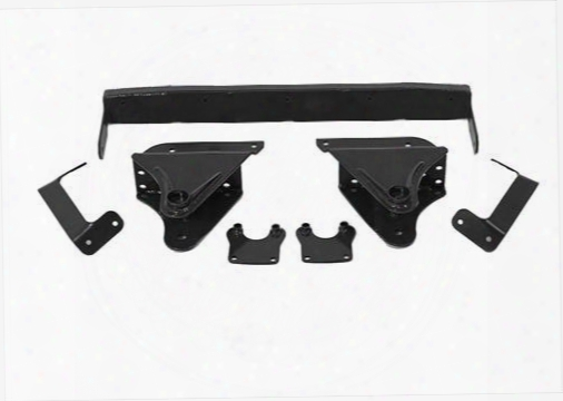 2005 Ford Excursion Fabtech 3.5 Inch Spring Hanger Lift Kit W/performance Shocks