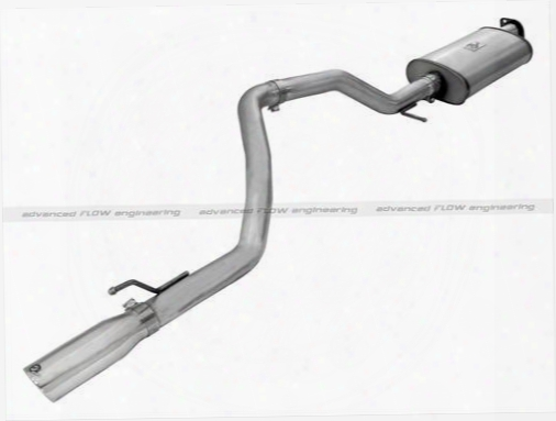 2009 Jeep Commander Afe Power Machforce Xp Cat-back Ss-409 Exhaust System
