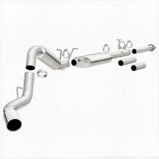 2015 Chevrolet Silverado 2500 Hd Magnaflow Exhaust Stainless Steel Cat-back Performance Exhaust System