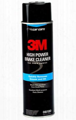 3m High Power Brake Cleaner 14 Oz.