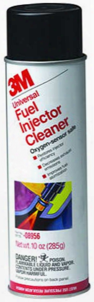 3m Universal Aerosol Fuel Injector Cleaner 10 Oz