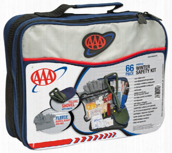 Aaa 66 Piece Severe Weather Travel Kit
