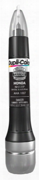 Acura & Honda Crystal Black Pearl All-in-1 Scratch Fix Pen - Nh731p 2008-2016