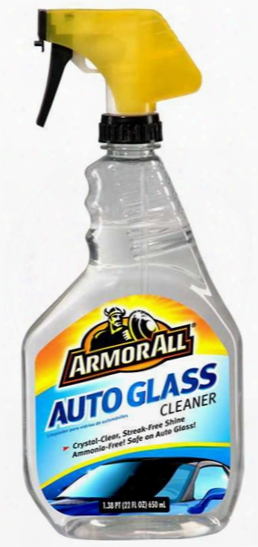Armor All Auto Glass Cleaner 22 Oz.