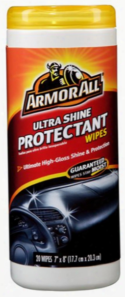 Armor All Extreme Shine Wipes 20 Ct.