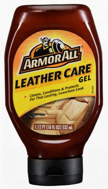 Armor All Leather Care Gel 18 Oz.