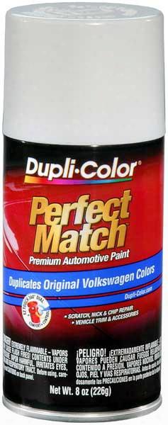 Audi Porsche & Volkswagen Candy White Auto Spray Paint - Lb9a 1995-2014