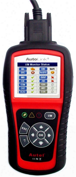 Autel Autolink Al519 Deluxe Obd Code Reader & Scanner