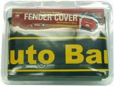 "Auto Barn Fender Cover 27"" X 35"""