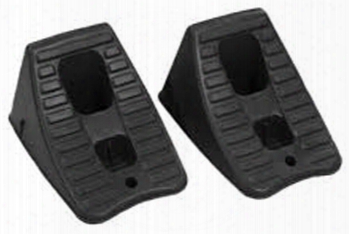 Blitz Tire Hugger Wheel Chocks 2 Pack