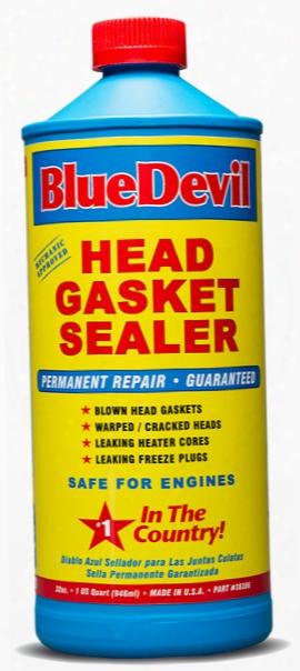 Blue Devil Head Gasket Sealant 32 Oz.