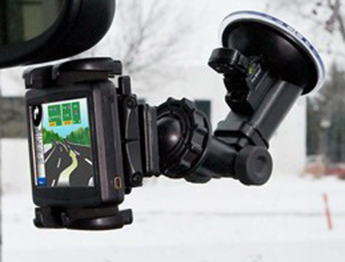 Bracketron Grip-it Windshield Mounted Gps Holder