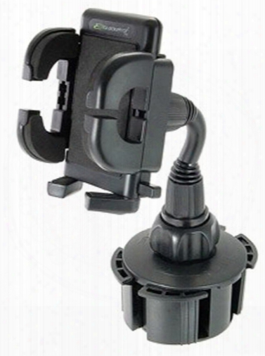 Bracketron Universal Electronic Device Grip-it Cup Holder