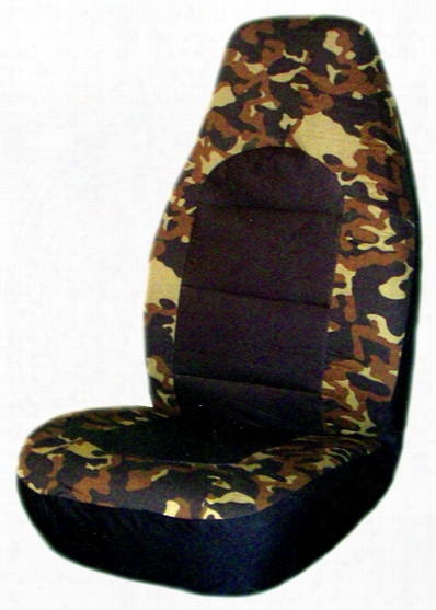Camouflage Universal Bucket Seat Covers