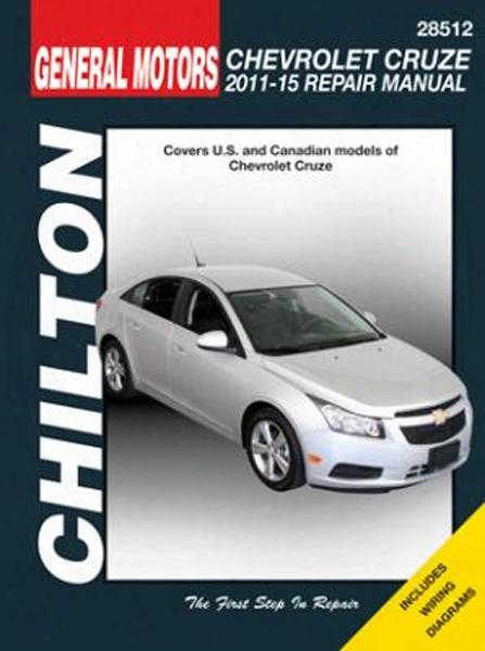 Chevy Cruze Chilton Repair Manual 2011-2015