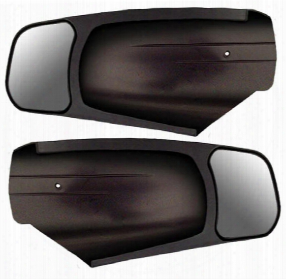 Cipa Chevy Silverado & Gmc Sierra Custom Towing Mirrors-pair 2014-2016
