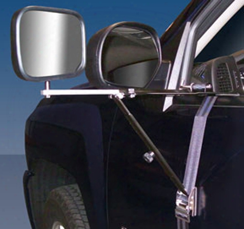 Cipa Door Mounted Towing Mirror