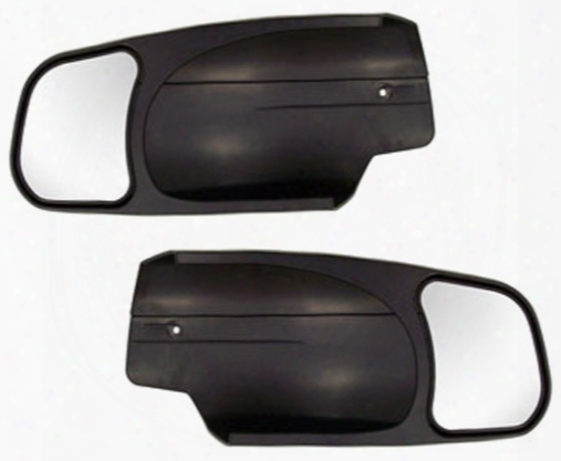Cipa Gmc Chevy & Cadillac Custom Towing Mirrors-pair 2007-2012
