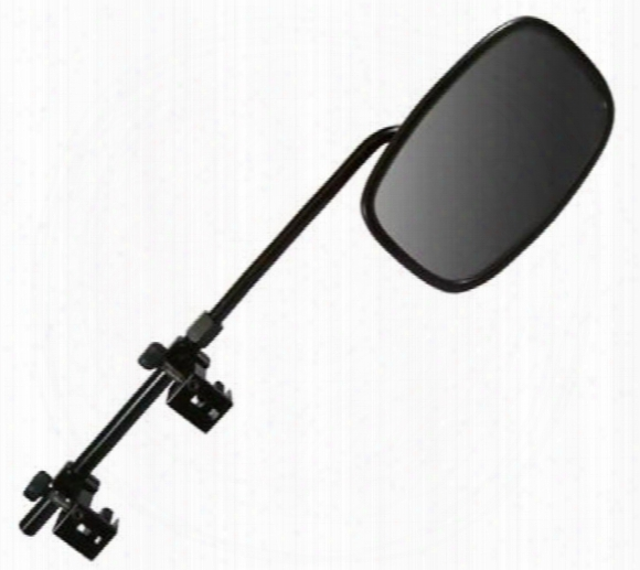 Cipa Universal Steel Bar Towing Mirror Kit