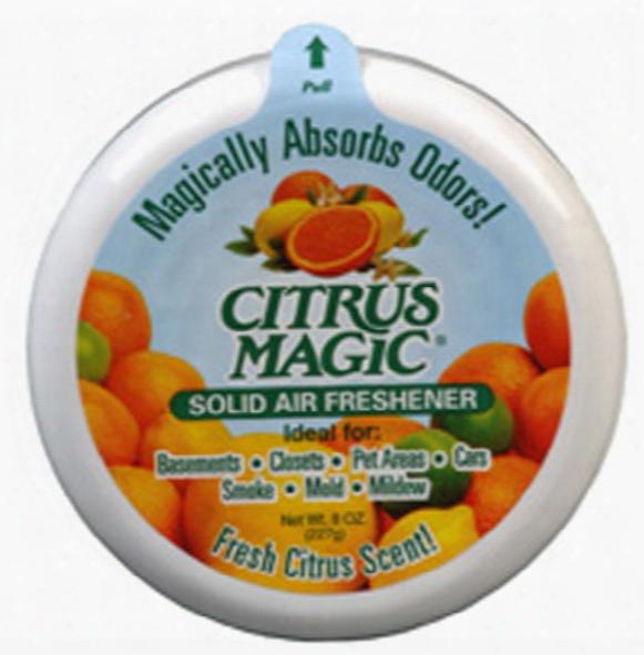 Citrus Magic Fresh Citrus Solid Air Freshener 3.5 Oz.