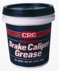 Crc Brake Caliper Synthetic Grease 12 Oz.