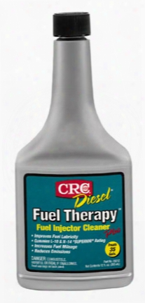 Crc Diesel Fuel Injector Cleaner Plus 12 Oz.