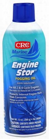Crc Engine Stor 2 & 4 Cycle Engine Fogging Oil 13 Oz