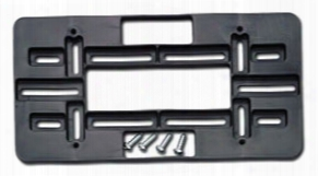 Cruiser License Mounting Plate