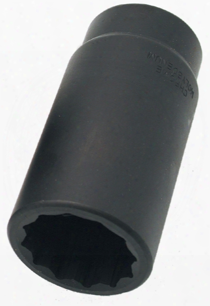 Cta 6 Point Axle Nut Socket 29mm