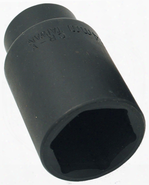 Cta 6 Point Axle Nut Socket 33mm