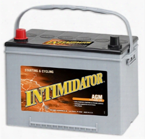 Deka 9a34 Agm Intimidator Battery 775 Cca
