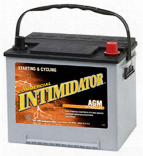 Deka 9a35/85 Agm Intimidator Battery 680 Cca
