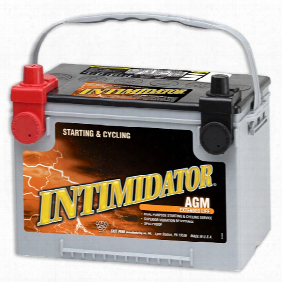 Deka 9a78dt Agm Intimidator Battery 775 Cca