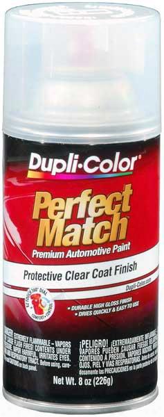 Dupli-color Auto Spray Clear Top Coat 8 Oz.
