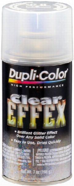 Dupli-color Clear Effex Paint 7 Oz.
