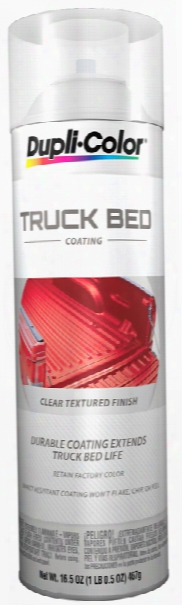 Dupli-color Clear  Truck Bed Coating 16.5 Oz