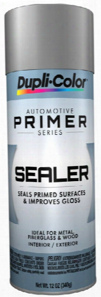 Dupli-color Gray Primer Sealer 12 Oz