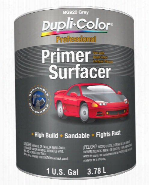 Dupli-color Professional Primer Surfacer Gallon
