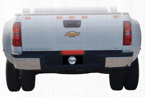 Ford & Gm Led Mini Clear Tailgate Light Bar