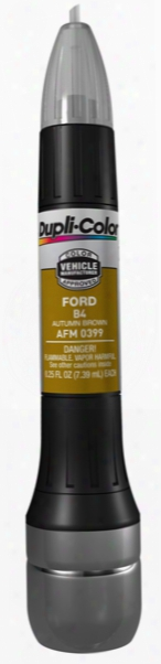 Ford & Mazda Autumn Brown All-in-1 Scratch Fix Pen - B4 1999-2004