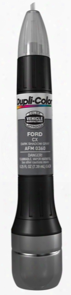Ford & Mazda Dark Shadow Gray All-in-1 Scratch Fix Pen - Cx 2002-2011