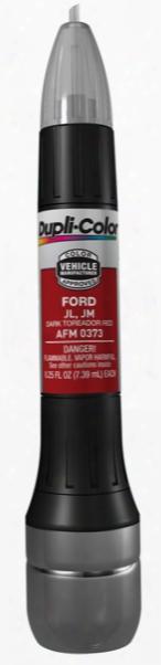 Ford Dark Toreador Red All-in-1 Scratch Fix Pen - Jl Jm 1996-2016