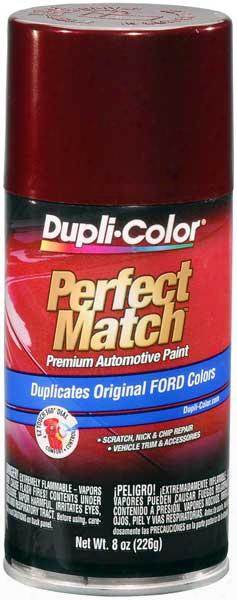 Ford Lincoln & Mercury Dark Toreador Red Auto Spray Paint - Jl Jm 1996-2014