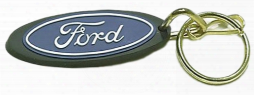 Ford Logo Key Chain