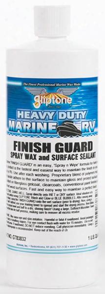 Gliptone Heavy Duty Marine & Rv Spray Wax & Sealant 1 Qt