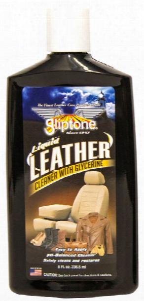 Gliptone Leather Cleaner 8 Oz.