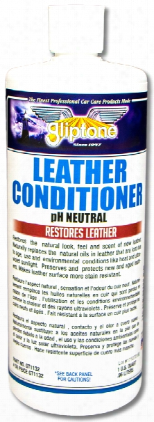 Gliptone Leather Conditioner 32 Oz
