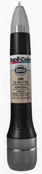 Gm Metallic Antique Bronze All-in-1 Scratch Fix Pen - 53 317n 2006-2008